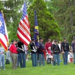 Honor Guard Memorial Day @ Walnut Grove