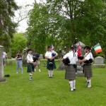 Memorial Day Bag Pipers