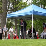 Memorial Day Speakers