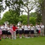 Worthington Band Memorial Day