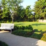 Cremation Garden Area